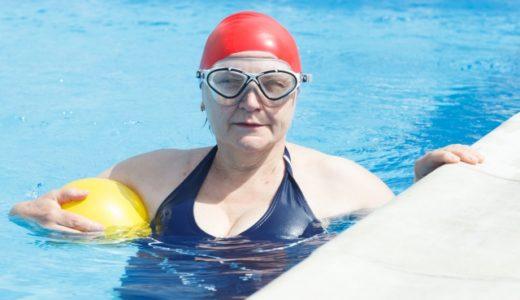 高齢者の水泳プログラム!メニューや指導方法まとめ!効果やメリット・デメリットも解説!